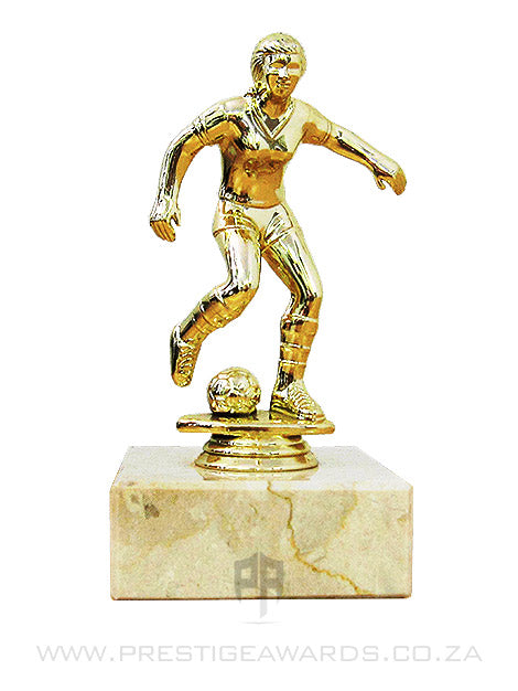 Soccer Junior Girl Miniature Trophy