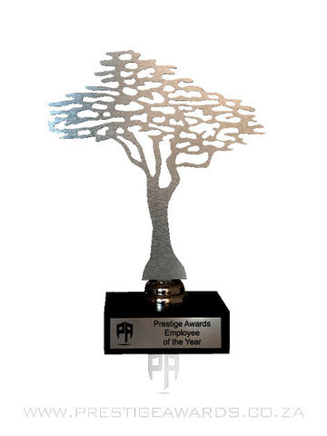 Acacia Tree Science Trophy