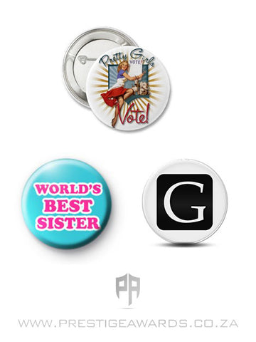 Value Button Badges