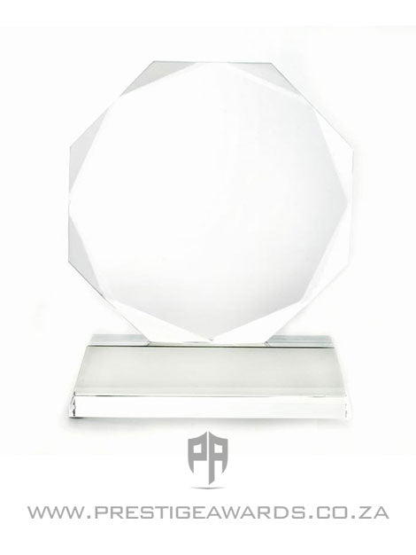 Crystal Facet Trophy T0161 Range
