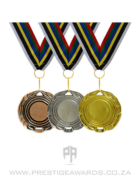 Multipurpose Special Holder Medal, complete with SA Flag Ribbon