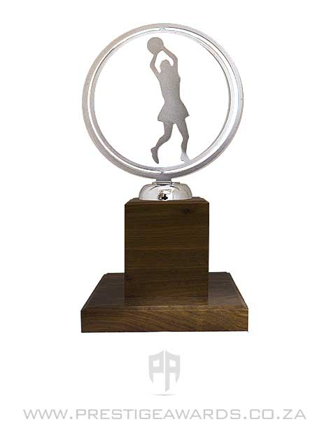Netball Ring Floating Trophy
