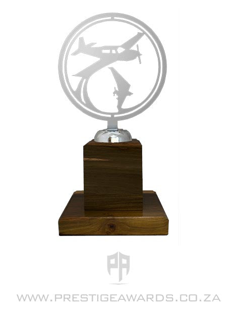 Aviation Ring Floating Trophy