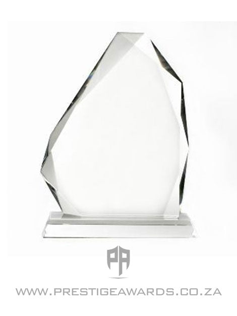 Glass Ice Trophy