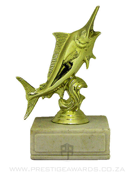 Fish (Marlin) Miniature Trophy