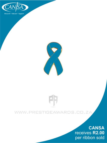 (PCOS) & Ovarian Cancer(Turqouise) Awareness ribbon