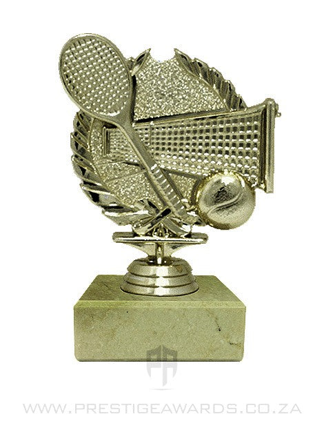Tennis Wreath Trophy