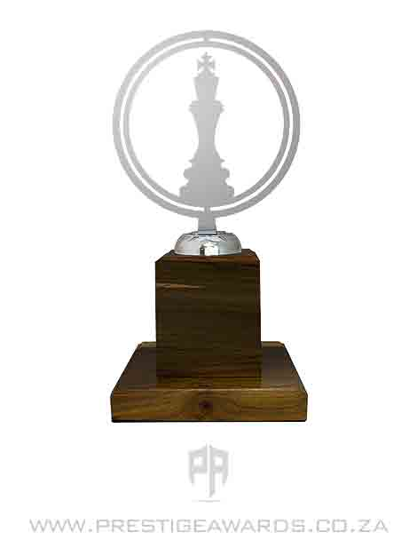 Chess Ring Floating Trophy