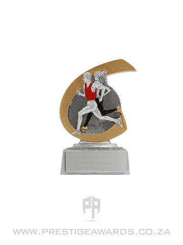 Athletics Resin Mini Trophy