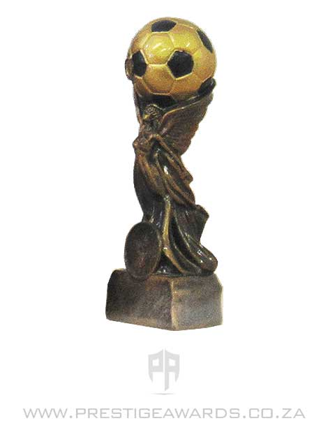 Soccer Victory Trophy (Use Promo code 30 at checkout)