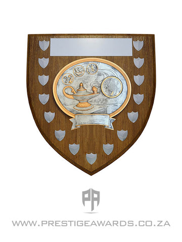 Academic Theme Floating Shield T0208