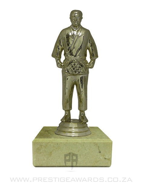 Judo Miniature Trophy (Male)
