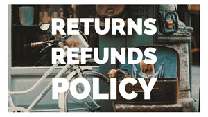 Returns / Refunds Policy