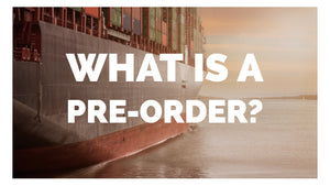 What is a Pre-Order