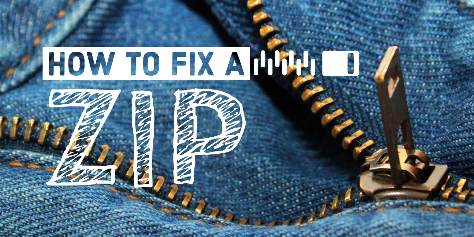 How to Fix A Zip