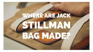 Where are your bags made?