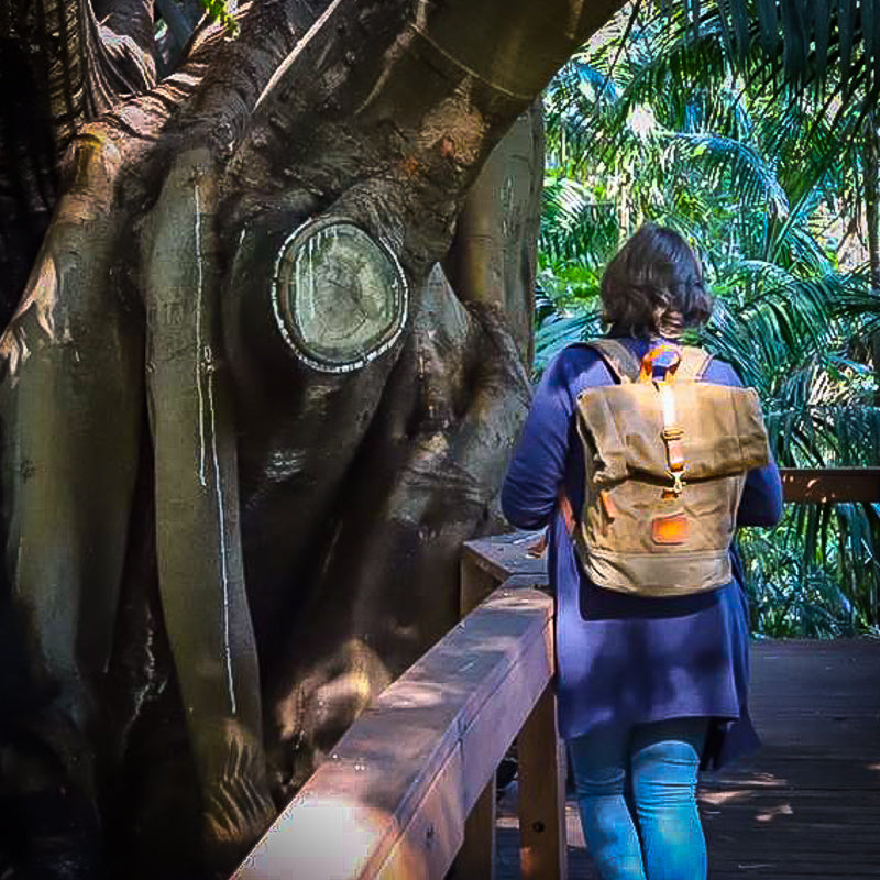 MAD-13 Backpack at Perth Zoo