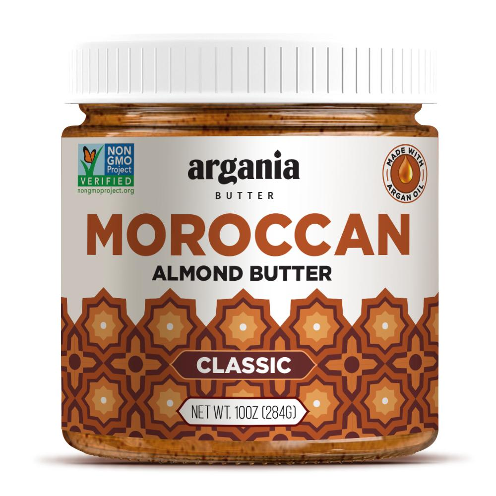 Argania Almond Butter - Classic - LyteProtein