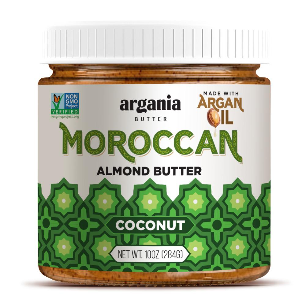 Argania Almond Butter - Coconut - LyteProtein