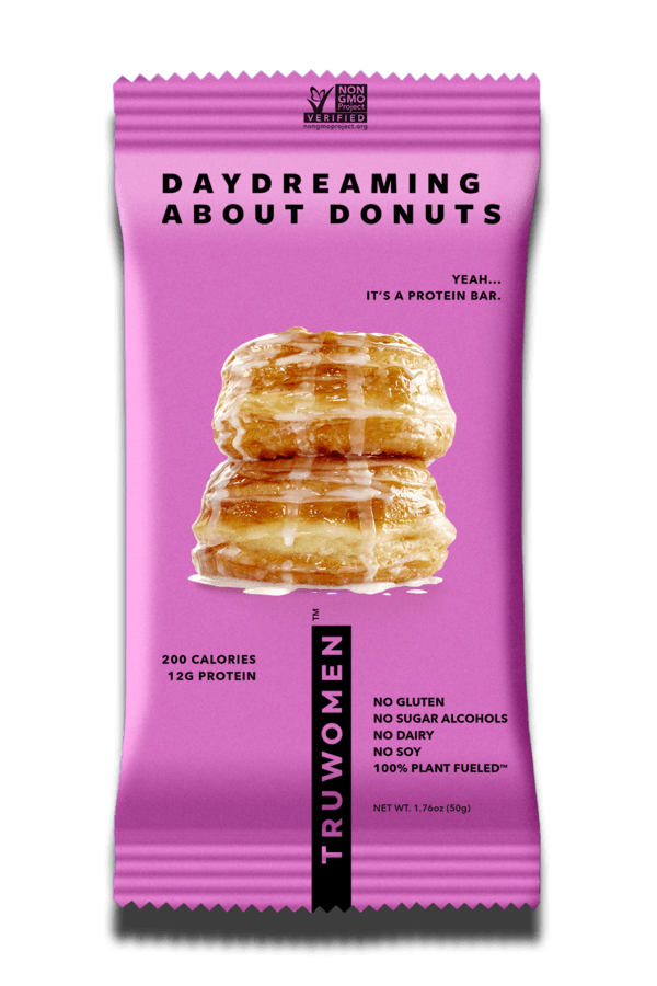 TRUWOMEN - Daydreaming About Donuts - Box of 12 - LyteProtein