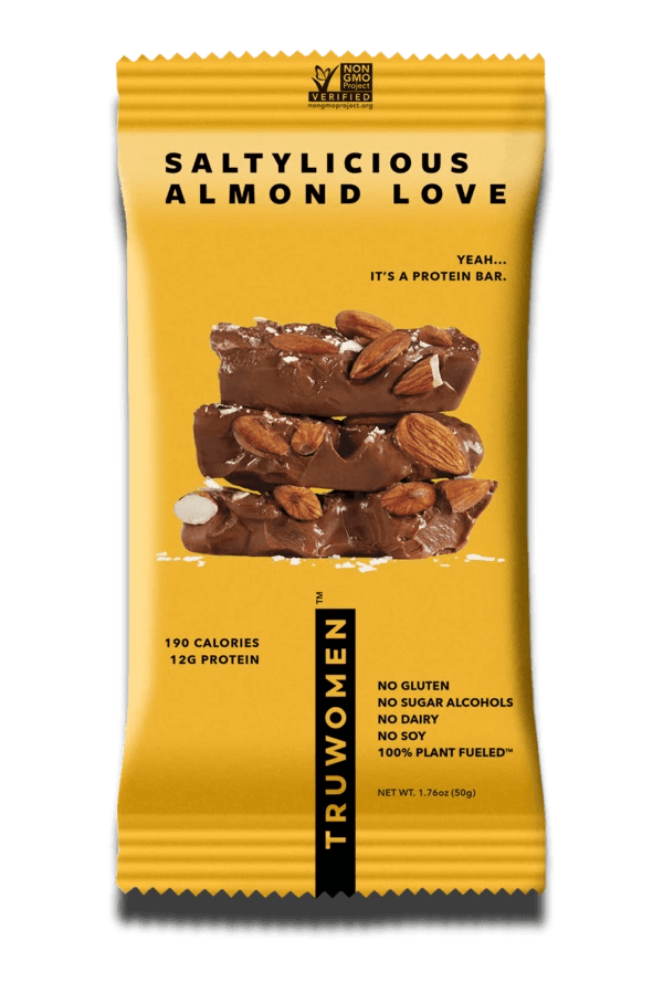 TRUWOMEN - Saltylicious Almond Love - Box of 12 - LyteProtein