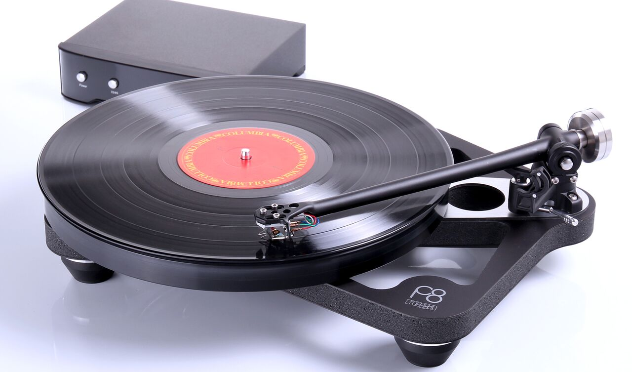 Rega Turntables & Electronics
