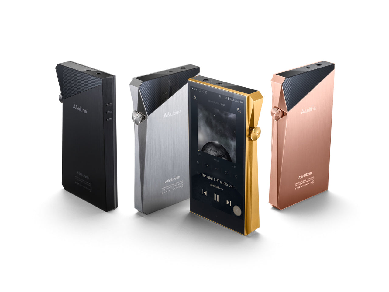 Astell & Kern Music Players