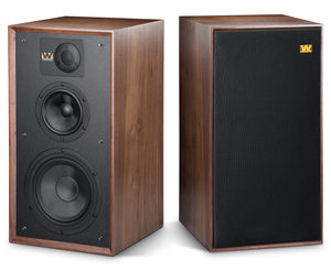 Wharfedale Linton 85th Anniversary Speakers w/Stands