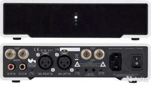 M2Tech A1 Crosby 2-Channel and Monoblock Amplifier