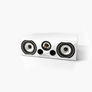 The Voce Ez is the center channel of the Esprit Ez. Designed to be located below your screen, the speaker reproduces human voices and mid-frequencies with incredible precision and dynamism.