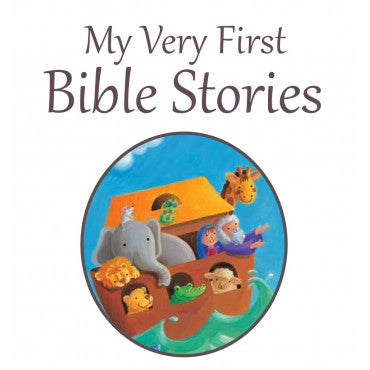My Very First Bible Stories (compact size)