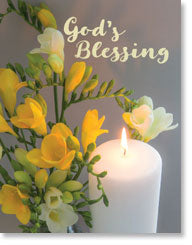 Religious Occasion God's Blessings (small size)