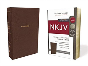 NKJV compact large print reference