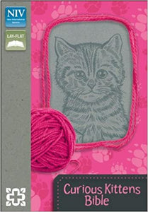 NIV Curious Kittens Bible Imitation Leather