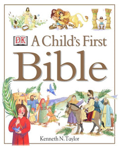 DK A Child's First Bible