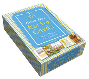 Box of 20 Easter cards
