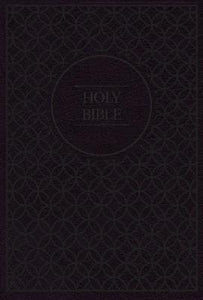 NIV Value Thinline Bible, Leathersoft, Gray/Black, Comfort Print