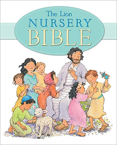 Lion Nursery Bible Hardcover