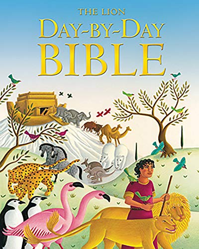 Lion Day-by-Day Bible