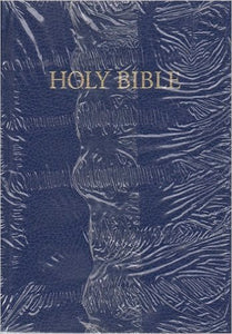 King James Version (Royal Ruby) Blue