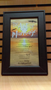 Picture: The Art of Marriage