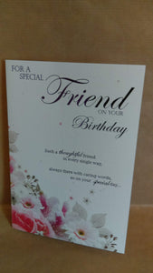 Friend Birthday For a Special Friend on your birthday