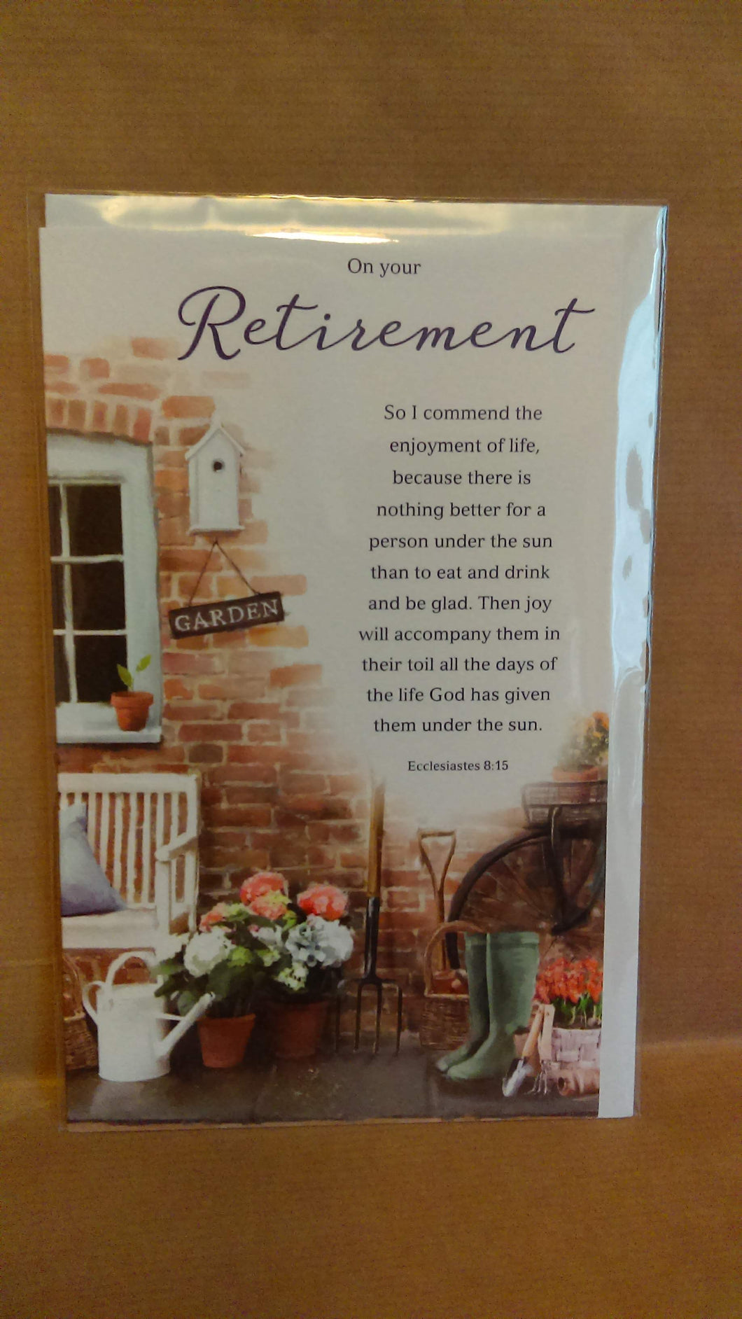 Retirement On your Retirement