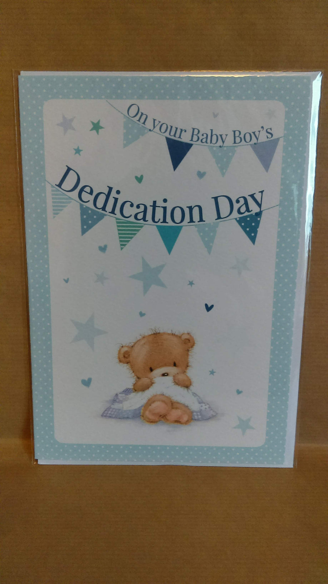Religious Occasion On your Baby Boy's Dedication Day