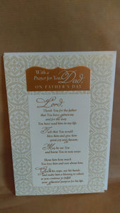 Father's Day With a prayer for you, Dad, on Father's Day