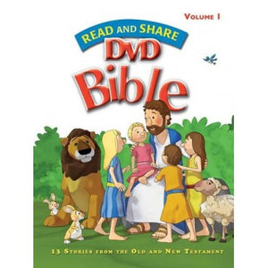 Read and share vol 1 DVD