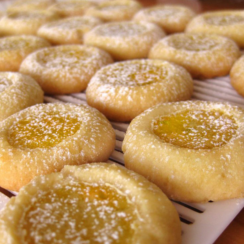 Biscuits with Colonna arancio or mandarino oil