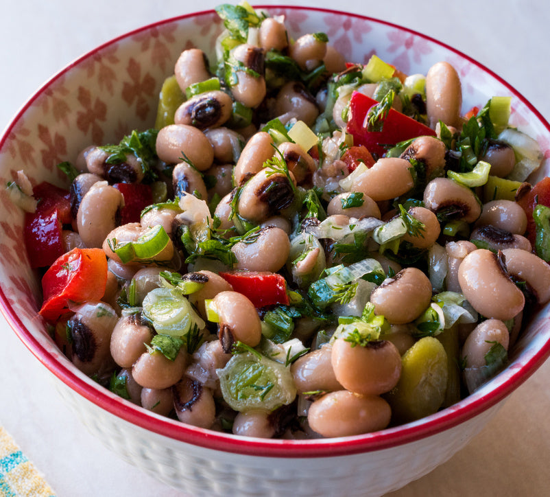 Image for Black eyed pea salad
