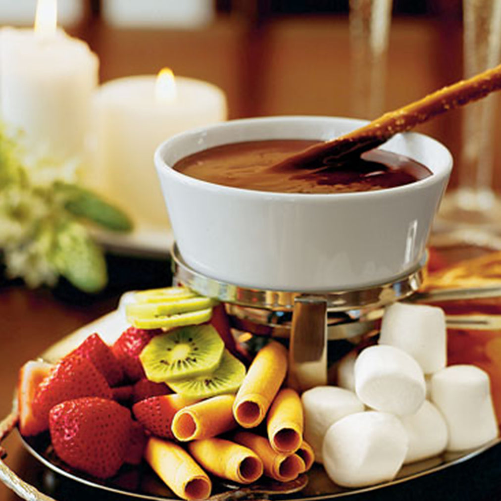 Image for Orange-scented Chocolate Fondue