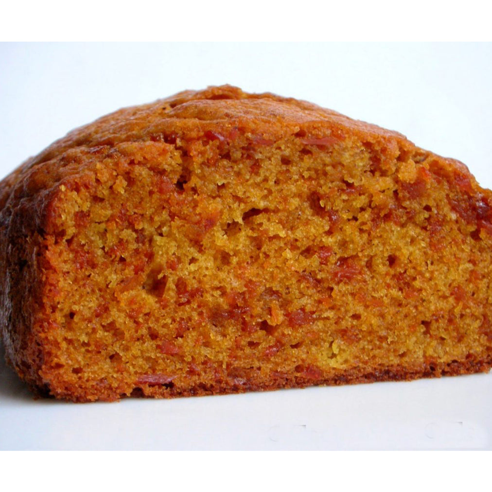 Image for Ginger carrot cake